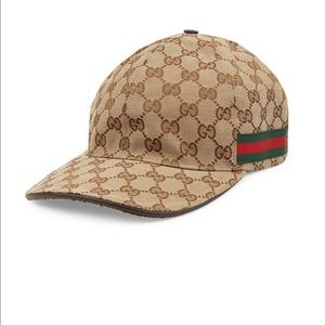 Authentic Gucci Baseball/Dad hat